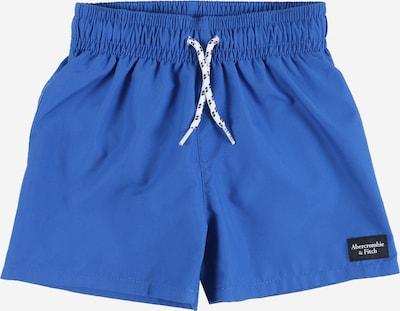 Abercrombie & Fitch Kratke kopalne hlače | modra barva, Prikaz izdelka