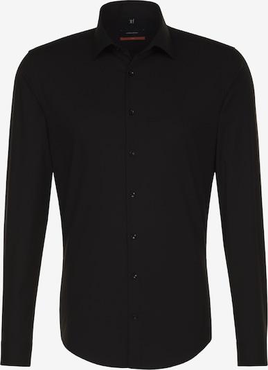 SEIDENSTICKER Hemd 'Slim' in schwarz, Produktansicht
