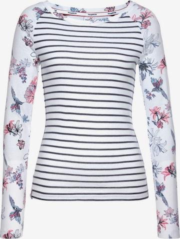 KangaROOS Shirt in White