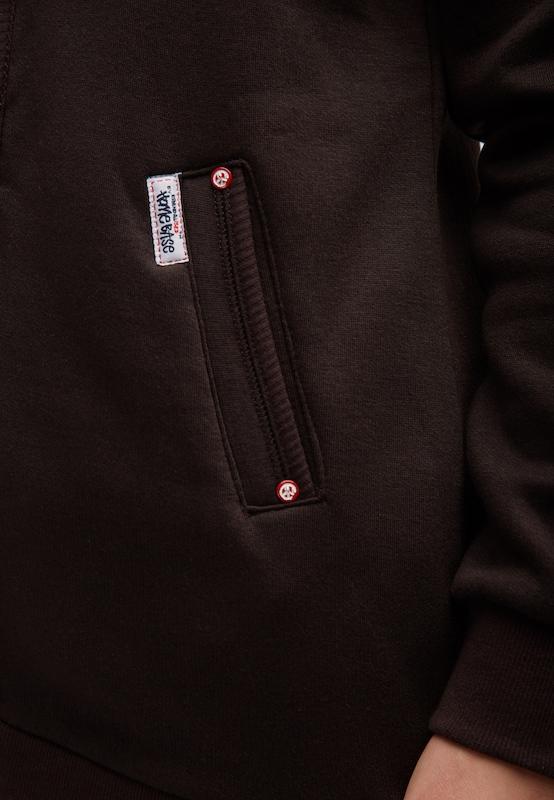 HOMEBASE Sweatjacke in in in braun  Mode neue Kleidung 9c5632