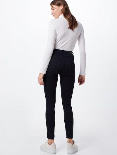 Jeans 'NIKKI' JACQUELINE de YONG pe negru: Privire spate