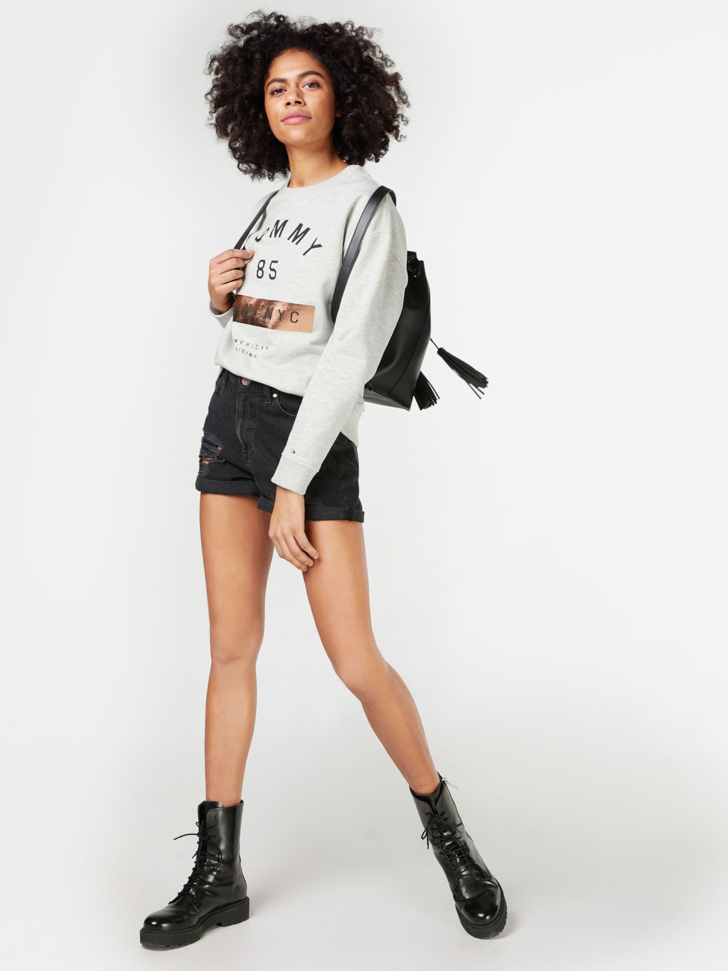Spielraum Tommy Jeans Sweatshirt 'TJW GRAPHIC' Günstig Kaufen Bilder Günstig Kaufen Eastbay Steckdose Neu Freies Verschiffen Verkaufsschlager 5ayVlxv98e