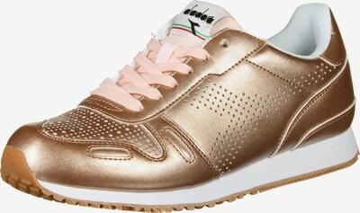 Diadora Schuhe 'Titan' in rosegold, Produktansicht