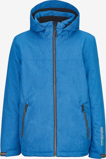 KILLTEC Funktionsjacke in royalblau, Produktansicht