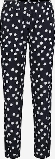 Betty Barclay Schlupfhose in dunkelblau / weiß, Produktansicht