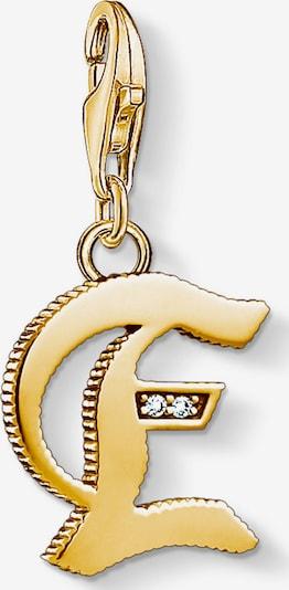 Thomas Sabo Charm in gold, Produktansicht