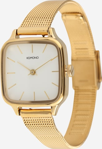 Komono Analog Watch 'KATE ROYALE' in Gold