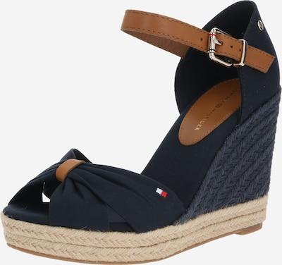 TOMMY HILFIGER Sandale in dunkelblau, Produktansicht