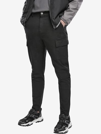 Urban Classics Kapsáče - černá, Model/ka