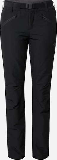THE NORTH FACE Pantalon de sport 'EXPLORATION' en noir, Vue avec produit