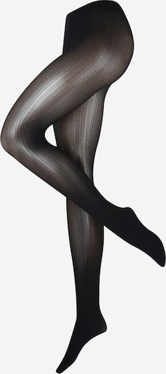 FALKE Fine tights 'Rib TI' in marine, Item view