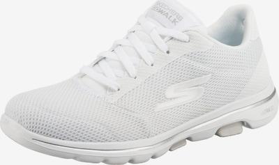 SKECHERS Sneaker 'Go Walk 5' in weiß, Produktansicht