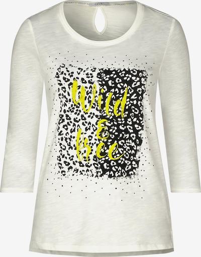 CECIL Shirt in mischfarben / naturweiß, Produktansicht