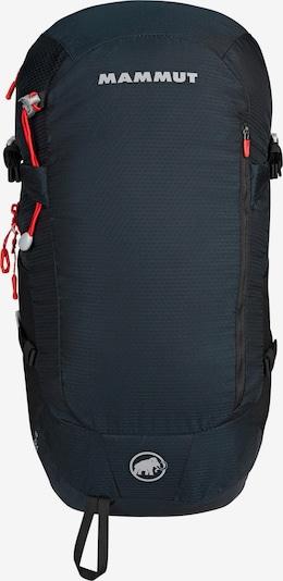 MAMMUT Sac à dos de sport 'Lithium Speed' en melon / noir / noir chiné, Vue avec produit