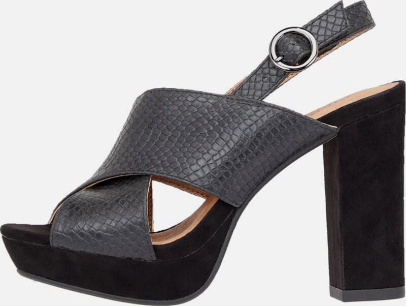 Vielzahl von StilenBianco Plateau Sandalenauf den Verkauf