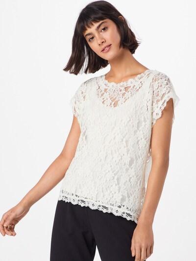 Cream Bluse 'Vivi' in offwhite, Modelansicht