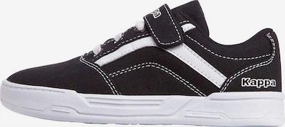 KAPPA Sneaker in schwarz / weiß, Produktansicht