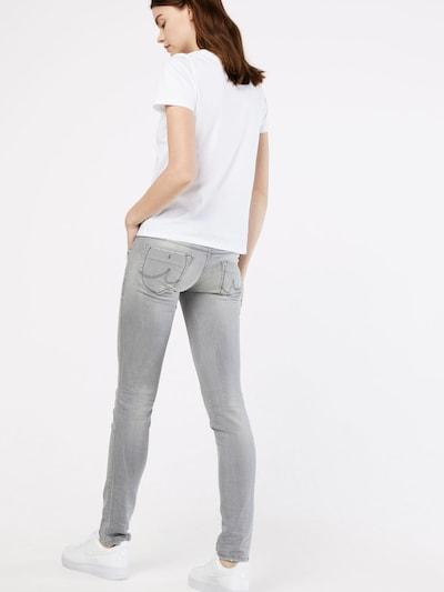 LTB Jeans 'Molly' in grey denim: Rückansicht