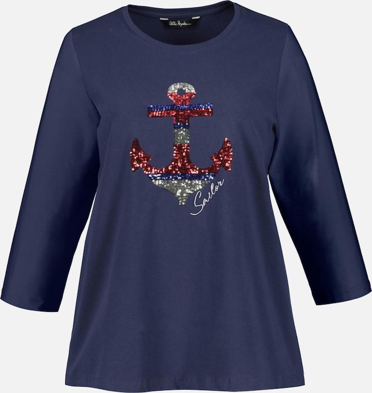 En Popken Bleu Foncé Ulla shirt T BdCrxoWe