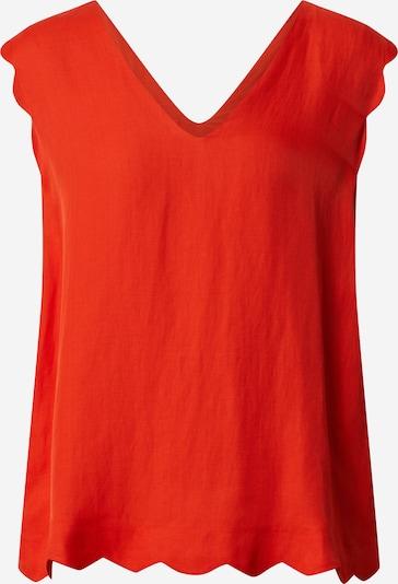 Esprit Collection Chemisier en rouge orangé, Vue avec produit