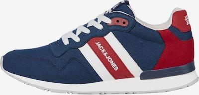 Sportbačiai be auliuko iš JACK & JONES , spalva - tamsiai mėlyna / raudona / balta, Prekių apžvalga
