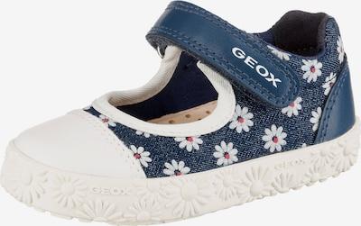GEOX Kids Lauflernschuh 'Kilwi' in navy / weiß, Produktansicht