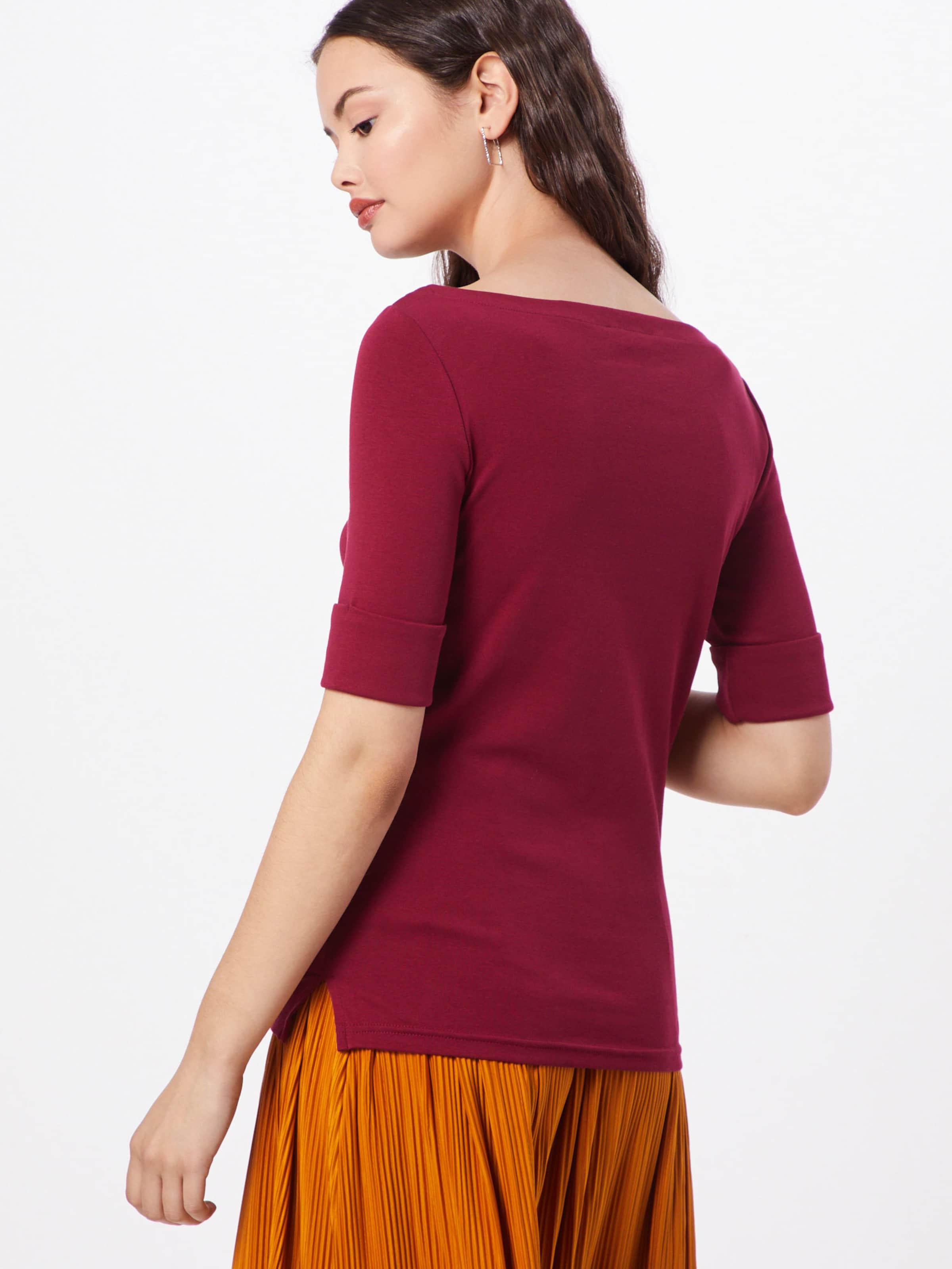 Lauren Ralph Cerise T Rouge shirt En sBhrdtCxoQ