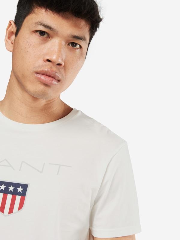 Gant T-shirt Shield Ss