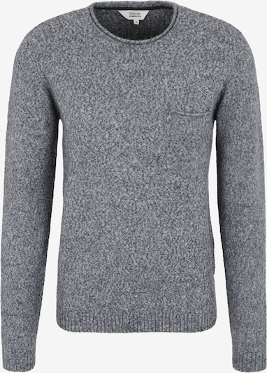 !Solid Trui 'Knit - Finch O-neck' in de kleur Donkerblauw, Productweergave
