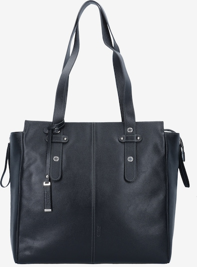 Picard Shopper in schwarz, Produktansicht