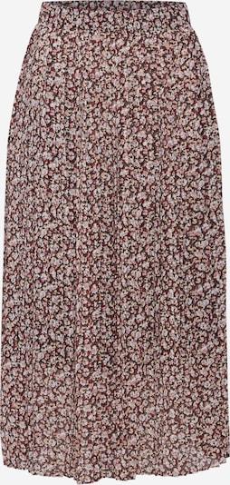 VILA Jupe 'Vinahla Skirt /KA' en mélange de couleurs, Vue avec produit