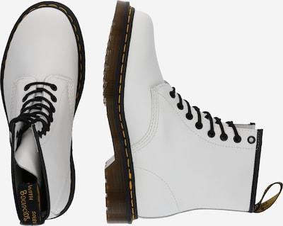 Dr. Martens Škornji z vezalkami '1460 Smooth' | bela barva, Prikaz izdelka