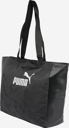 PUMA Sporttasche  'Core Up' in schwarz / weiß, Produktansicht