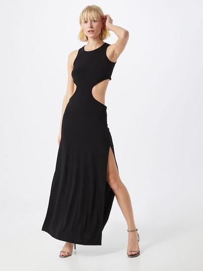 IVYREVEL Letné šaty - čierna: Pohľad spredu