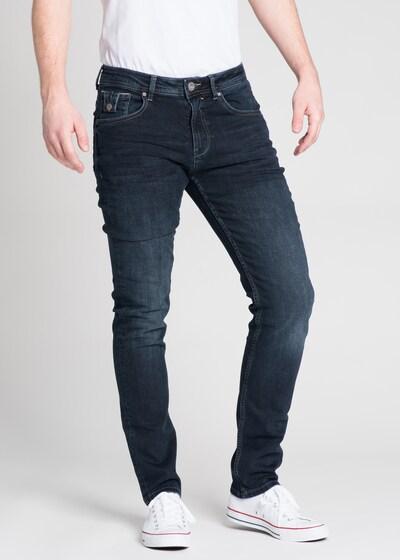 Miracle of Denim Jeans 'Ricardo' in dunkelblau, Modelansicht