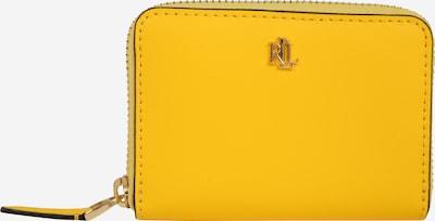 Lauren Ralph Lauren Portmonaie in braun / gelb, Produktansicht