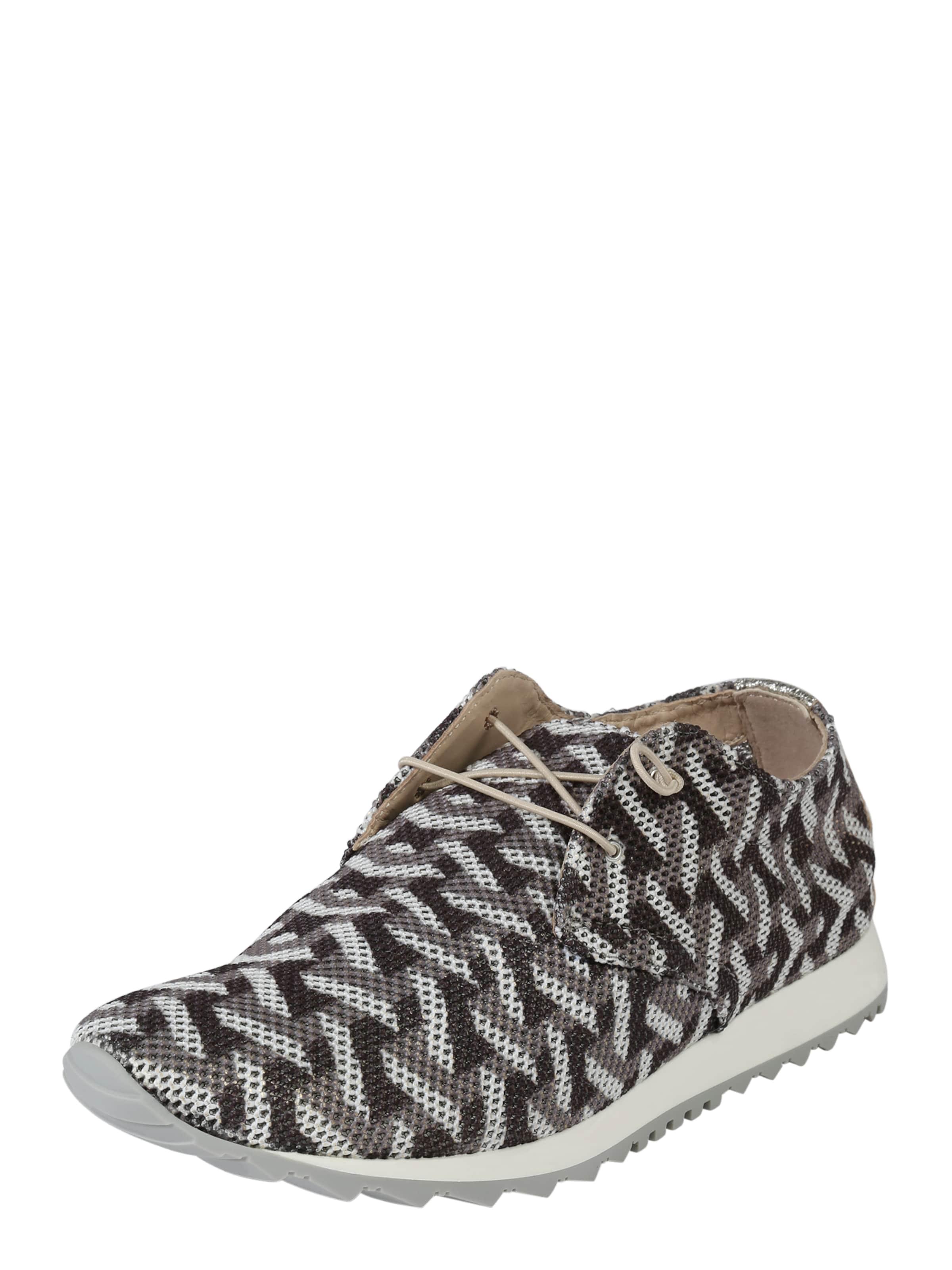 Haltbare Mode billige Schuhe Donna Carolina | Schnürer 'Gotik' Schuhe Gut getragene Schuhe