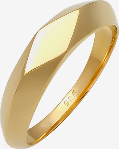 ELLI Ring Siegelring, Pinky Ring in gold, Produktansicht