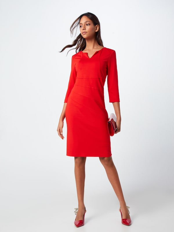 Moreamp; Robe Rouge 'jersey Active' Dress En Orangé Nyv8wOnm0