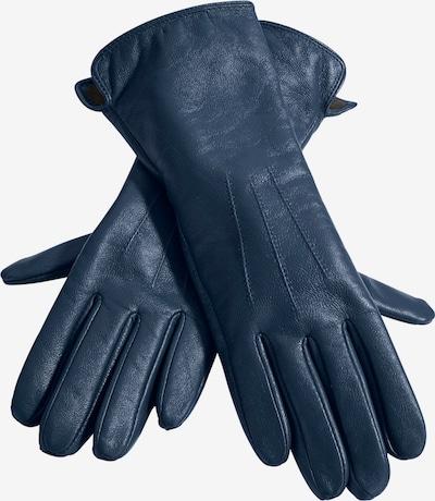 heine Handschuhe in marine, Produktansicht