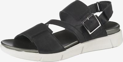 Legero Sandale in schwarz, Produktansicht