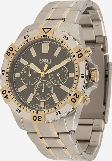 FOSSIL Zegarek analogowy w kolorze złoty żółty / srebrnym, Podgląd produktu