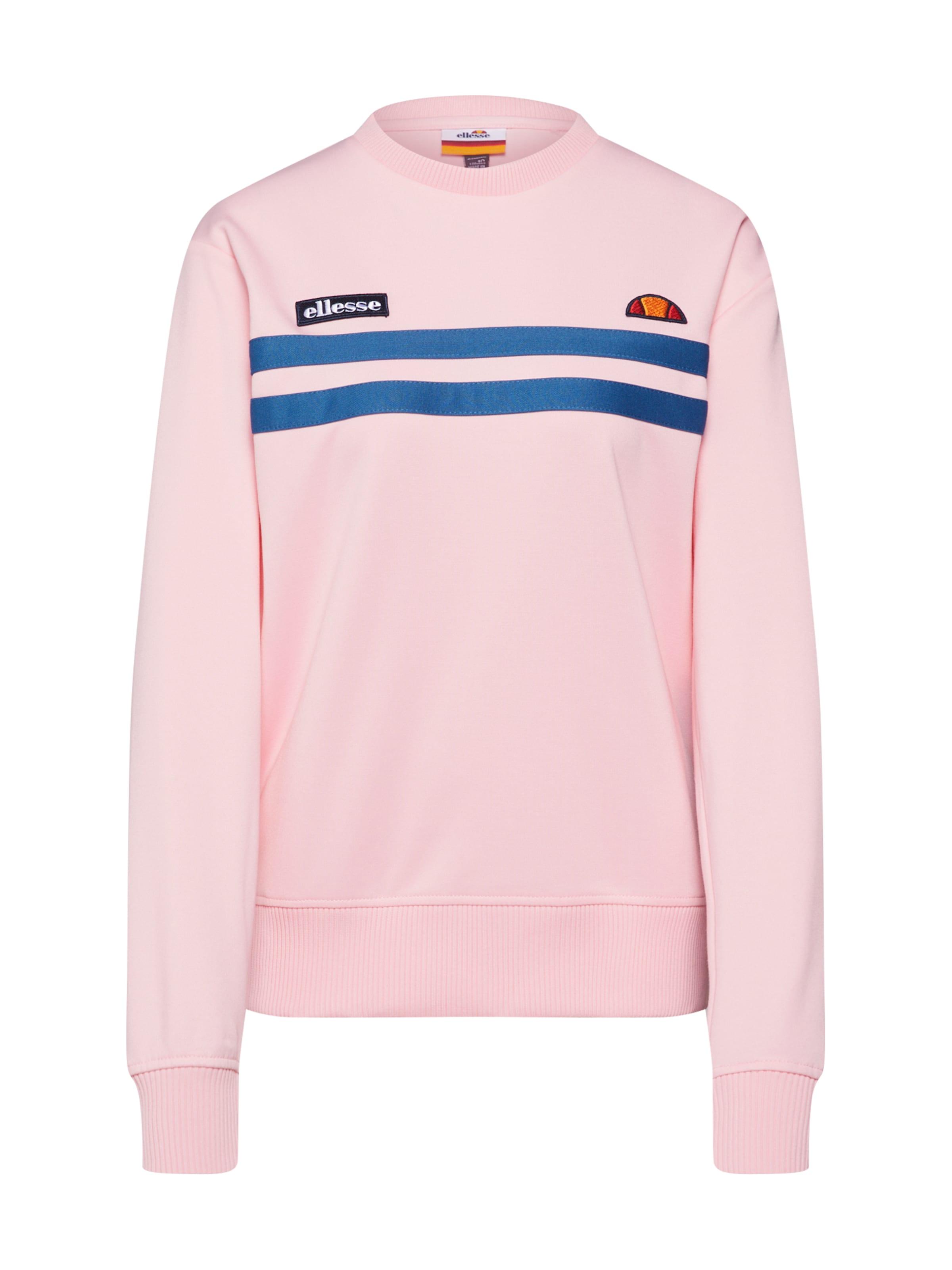 Ellesse Sweatshirt In Sweatshirt Ellesse In Rosa 'taria' 'taria' 'taria' Rosa Ellesse Sweatshirt OkTlPZiwXu