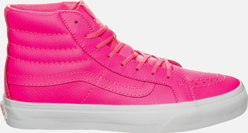 VANS |  Leather Sk8-Hi Slim Neon  Leather  TurnschuheDamen 467ea6