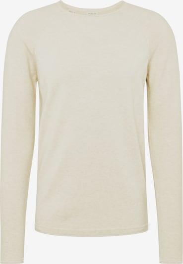 SELECTED HOMME Pullover in beigemeliert, Produktansicht