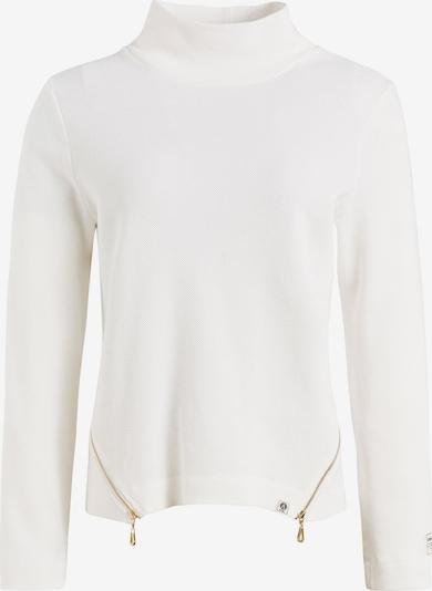 khujo Sweatshirt 'MALINA' in weiß, Produktansicht