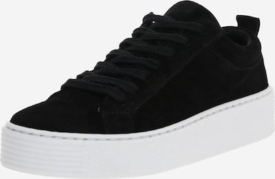 VERO MODA Sneaker 'VMKELLA LEATHER SNEAKER' in schwarz / weiß, Produktansicht