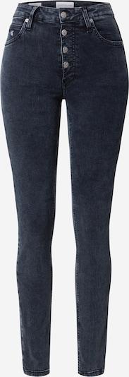 Calvin Klein Jeans Jean en bleu foncé, Vue avec produit