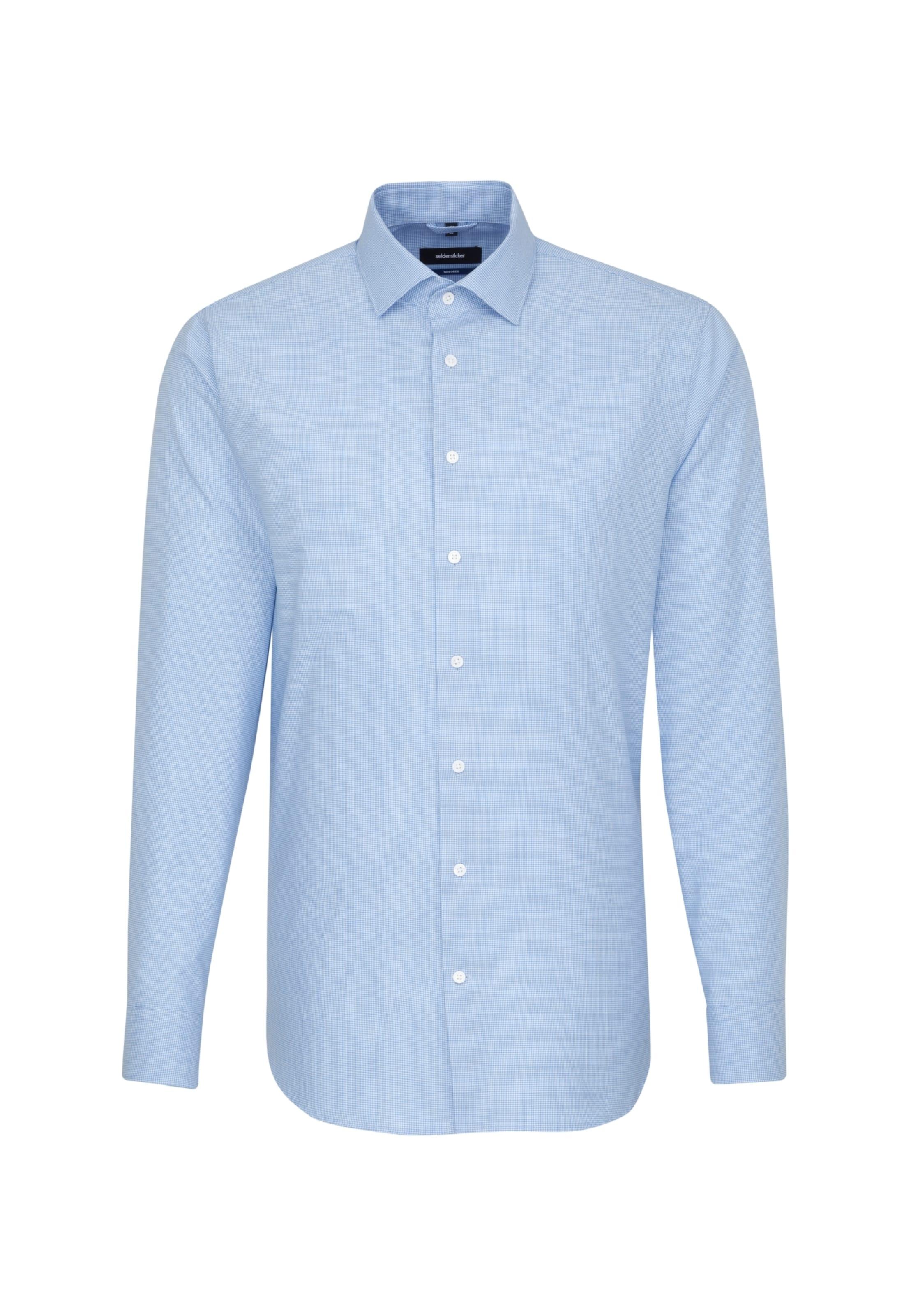 HellblauWeiß Seidensticker HellblauWeiß Hemd Hemd Seidensticker Hemd In In In Seidensticker HellblauWeiß thBrCdxQso