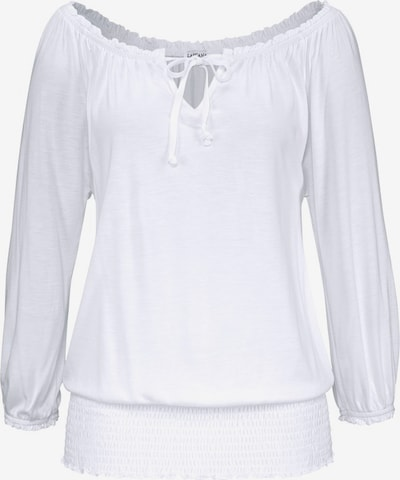 LASCANA Тениска в бяло, Преглед на продукта